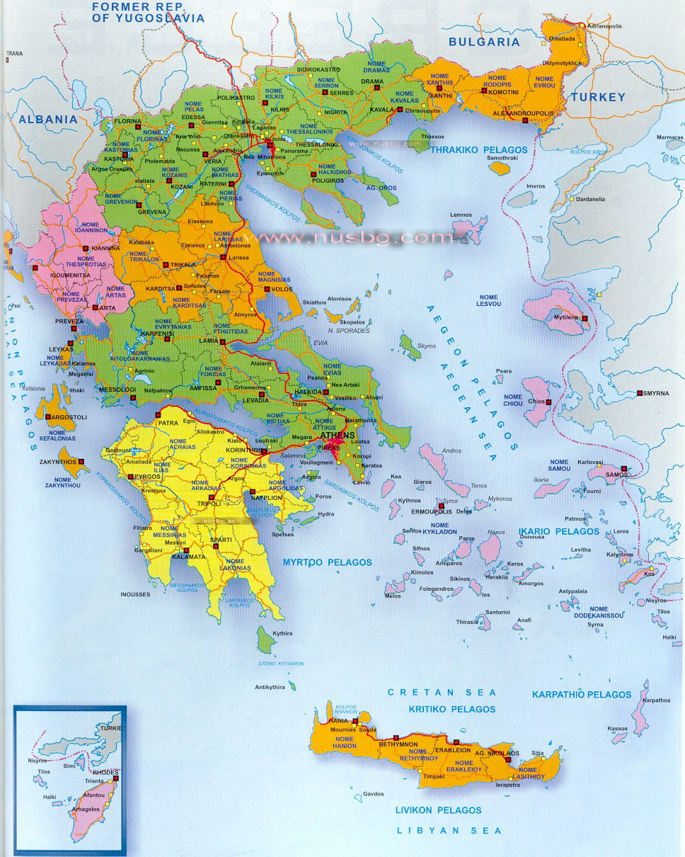 auto karta grcke download Grčka mape,Halkidiki ,Skiathos,Olimpska riviera , Parga, Tasos  auto karta grcke download