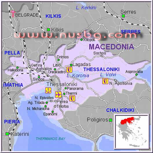 solun mapa grcke Grčka mape,Halkidiki ,Skiathos,Olimpska riviera , Parga, Tasos  solun mapa grcke